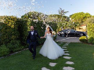 Le nozze di Daniela e Federico 1