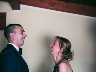 Le nozze di Enrica e Francesco 1