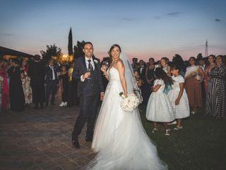 Le nozze di Giulia e Alessio 1