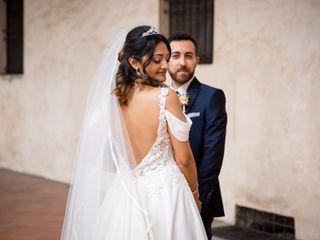 Le nozze di Sarah e Domenico