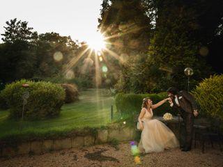 Le nozze di Jenny e Stefano