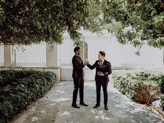 Le nozze di Delmeza e Ousman 3