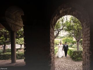 Le nozze di Mickael e Moana