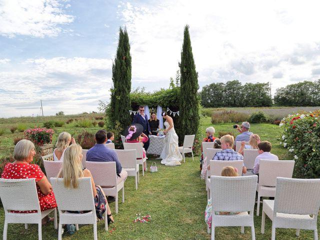 Il matrimonio di Mark e Posy a Siena, Siena 4