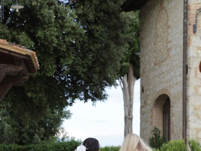 Il matrimonio di Mark e Posy a Siena, Siena 8