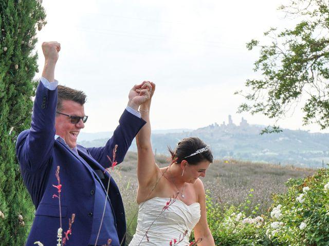 Il matrimonio di Mark e Posy a Siena, Siena 9