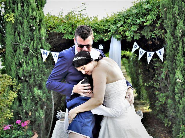Il matrimonio di Mark e Posy a Siena, Siena 10