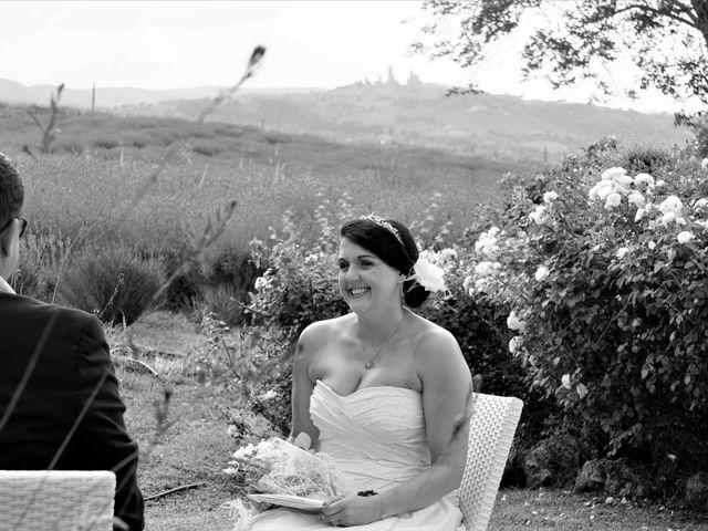 Il matrimonio di Mark e Posy a Siena, Siena 13