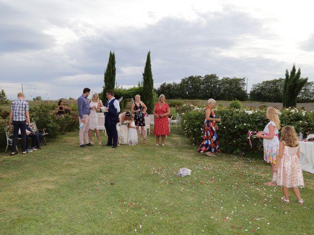 Il matrimonio di Mark e Posy a Siena, Siena 14