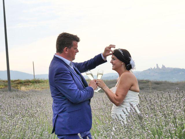 Le nozze di Posy e Mark