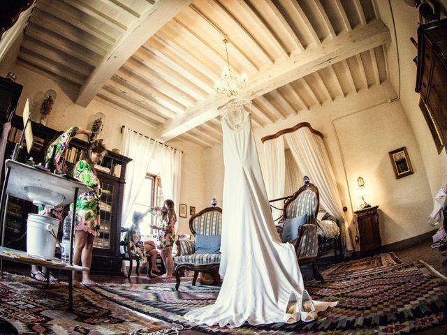 Il matrimonio di Tom e Alex a Cetona, Siena 15