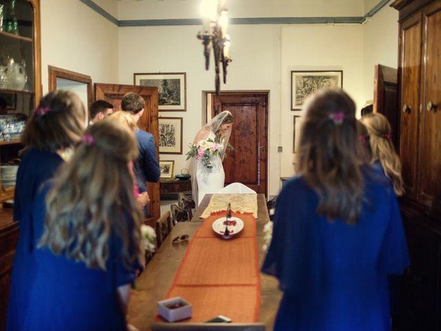 Il matrimonio di Tom e Alex a Cetona, Siena 38