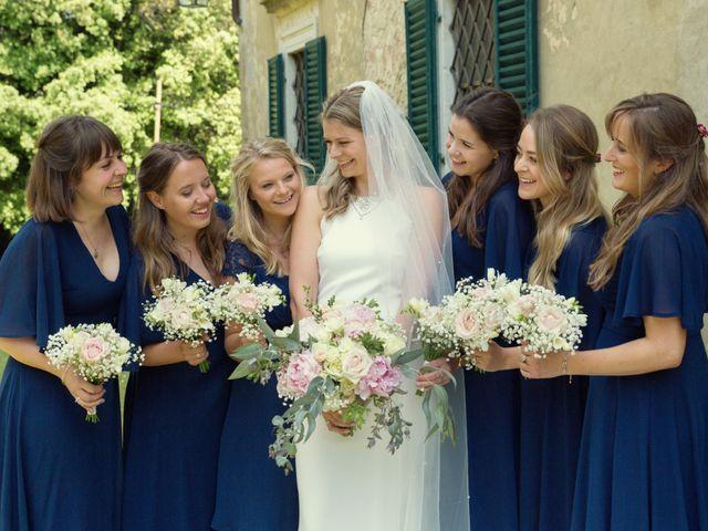 Il matrimonio di Tom e Alex a Cetona, Siena 39