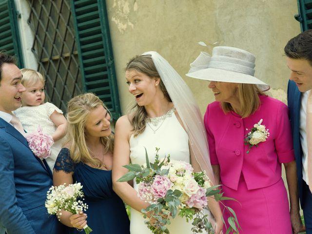 Il matrimonio di Tom e Alex a Cetona, Siena 41