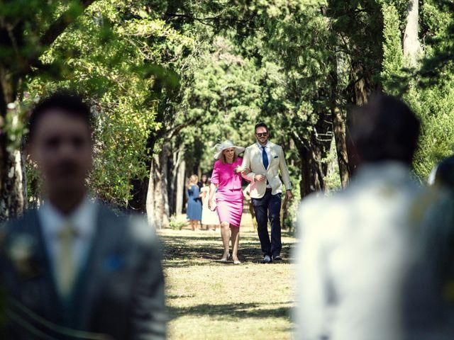 Il matrimonio di Tom e Alex a Cetona, Siena 43