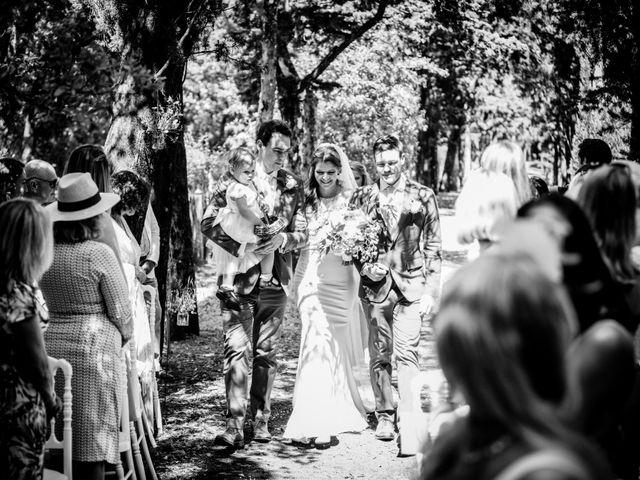 Il matrimonio di Tom e Alex a Cetona, Siena 47
