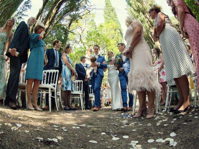 Il matrimonio di Tom e Alex a Cetona, Siena 49