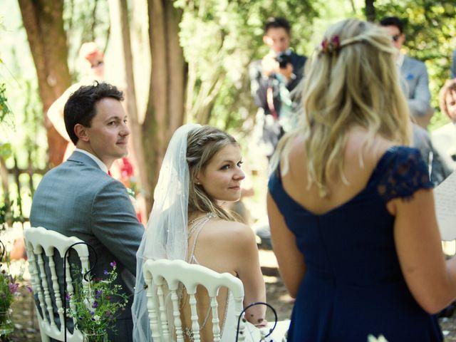 Il matrimonio di Tom e Alex a Cetona, Siena 55