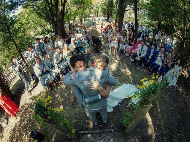 Il matrimonio di Tom e Alex a Cetona, Siena 71