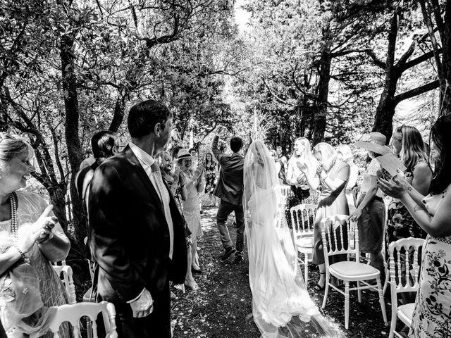 Il matrimonio di Tom e Alex a Cetona, Siena 73