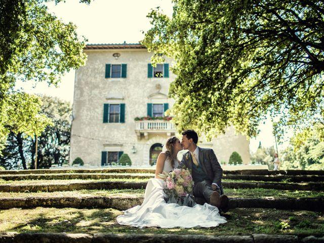 Il matrimonio di Tom e Alex a Cetona, Siena 83