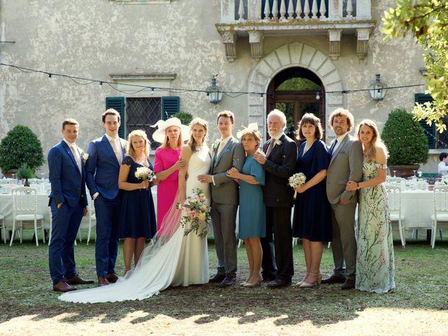 Il matrimonio di Tom e Alex a Cetona, Siena 88