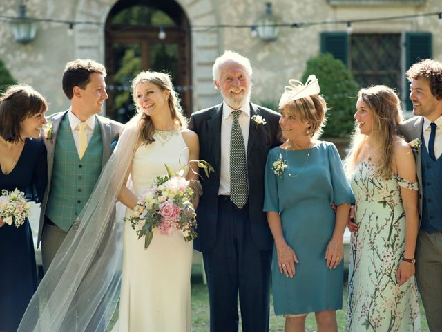 Il matrimonio di Tom e Alex a Cetona, Siena 89