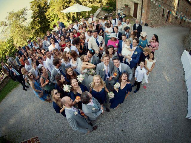 Il matrimonio di Tom e Alex a Cetona, Siena 106