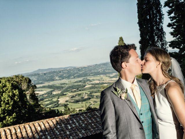Il matrimonio di Tom e Alex a Cetona, Siena 107