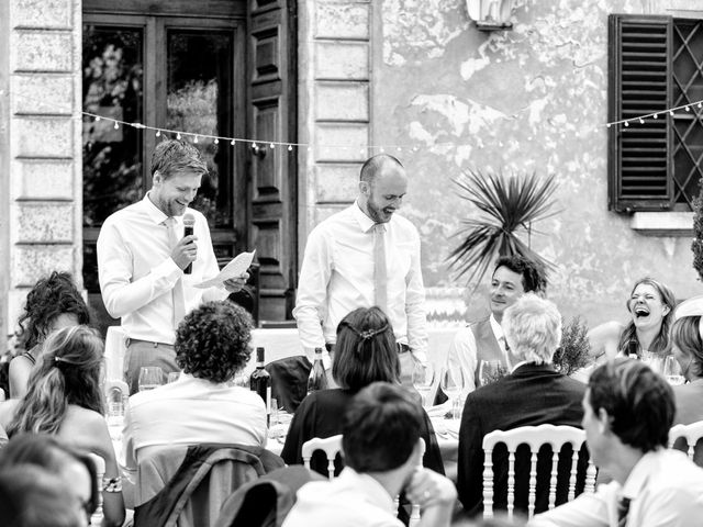 Il matrimonio di Tom e Alex a Cetona, Siena 116