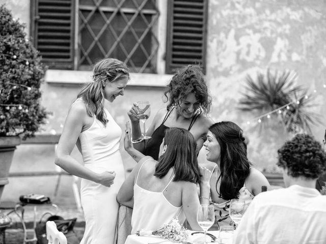 Il matrimonio di Tom e Alex a Cetona, Siena 119