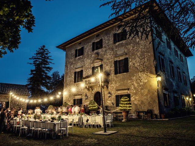 Il matrimonio di Tom e Alex a Cetona, Siena 123