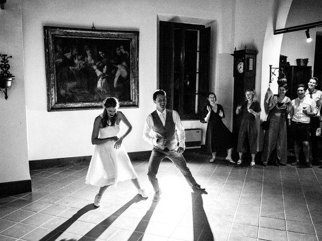 Il matrimonio di Tom e Alex a Cetona, Siena 125
