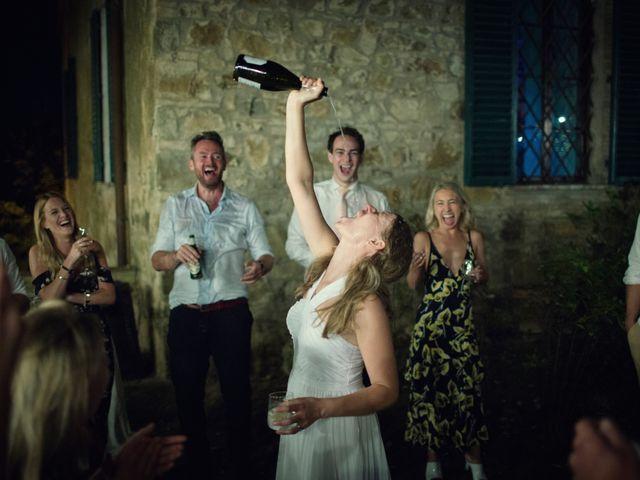 Il matrimonio di Tom e Alex a Cetona, Siena 1