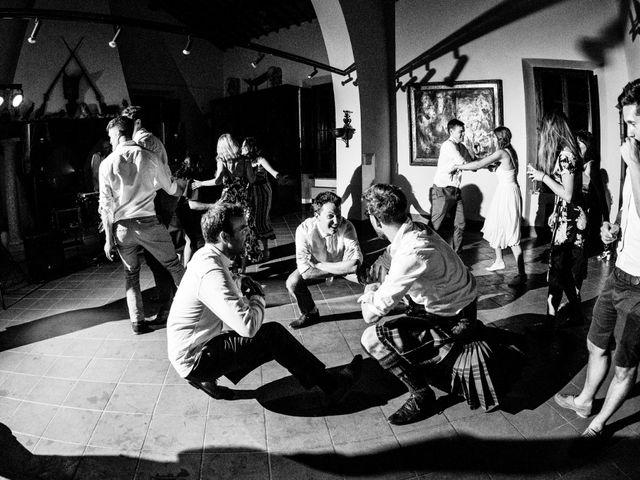 Il matrimonio di Tom e Alex a Cetona, Siena 129