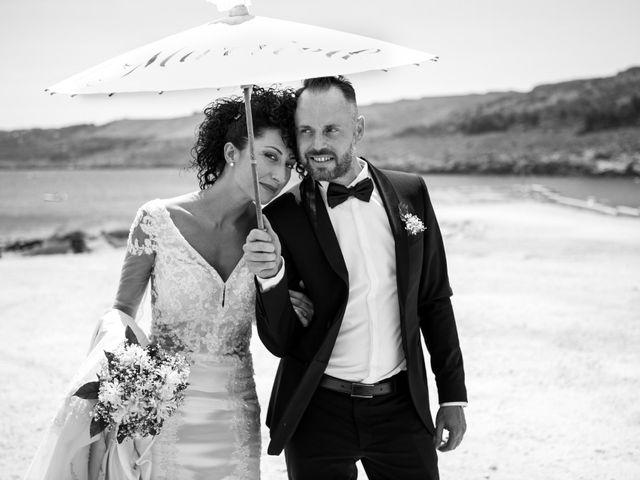 Le nozze di Damiana e Andrea