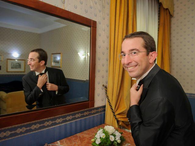 Il matrimonio di Piero e Martina a Roma, Roma 2