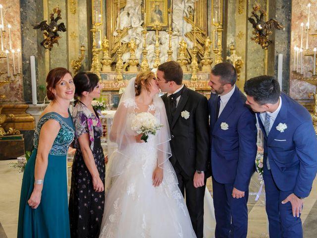Il matrimonio di Piero e Martina a Roma, Roma 22