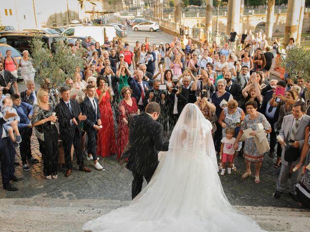 Il matrimonio di Piero e Martina a Roma, Roma 24