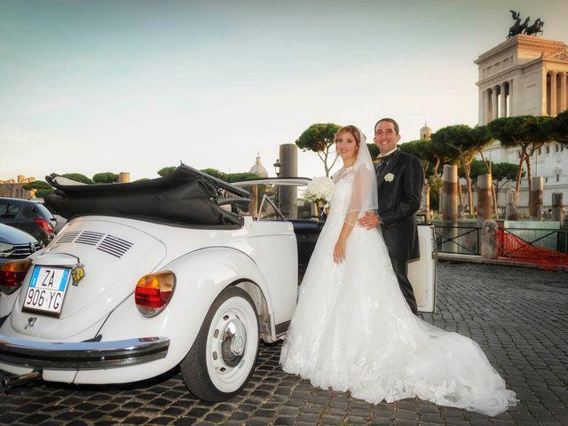 Il matrimonio di Piero e Martina a Roma, Roma 25