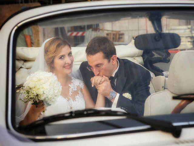 Il matrimonio di Piero e Martina a Roma, Roma 26