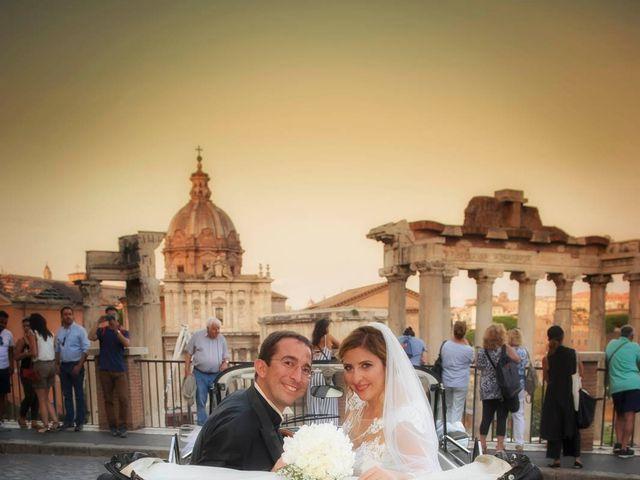 Il matrimonio di Piero e Martina a Roma, Roma 28