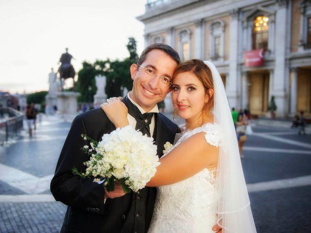 Le nozze di Martina e Piero