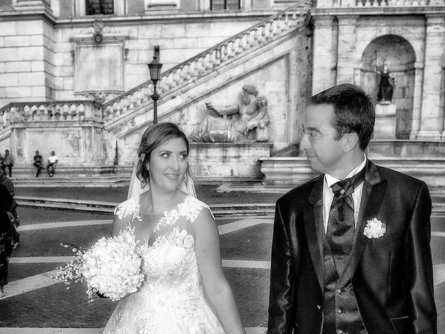 Il matrimonio di Piero e Martina a Roma, Roma 30