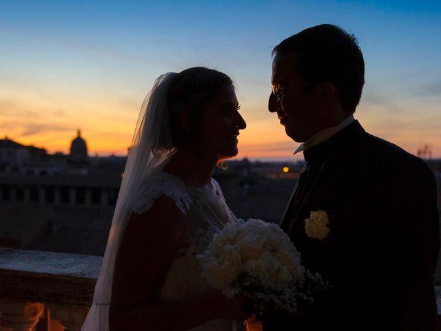 Il matrimonio di Piero e Martina a Roma, Roma 33