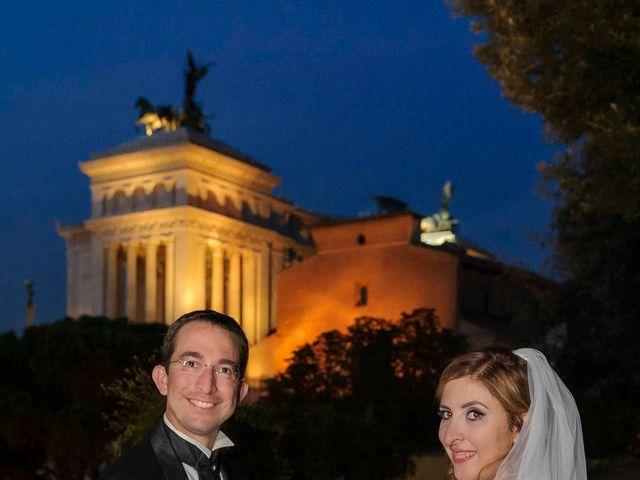 Il matrimonio di Piero e Martina a Roma, Roma 34