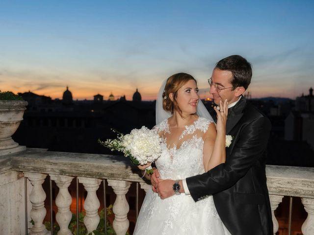 Il matrimonio di Piero e Martina a Roma, Roma 40