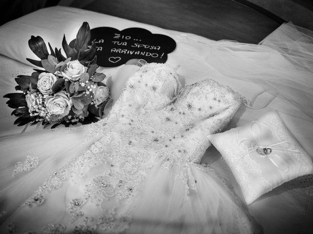 Il matrimonio di Salvatore e Daniela a Castelnovo di Sotto, Reggio Emilia 4