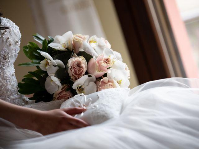 Il matrimonio di Salvatore e Daniela a Castelnovo di Sotto, Reggio Emilia 11