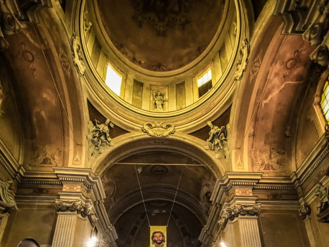 Il matrimonio di Salvatore e Daniela a Castelnovo di Sotto, Reggio Emilia 25